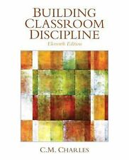 Building Classroom Discipline by C.M. Charles Paperback Book (English) Free
