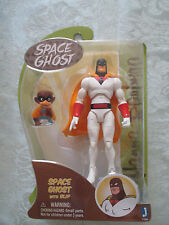 Jazwares Hanna-Barbera Space Ghost with Blip the Monkey Figure