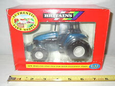 New Holland 8560 With Flotation Tires By Britains   1/32nd Scale