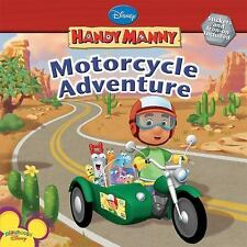 Manny's Motorcycle Adventure (Handy Manny (8x8))-ExLibrary