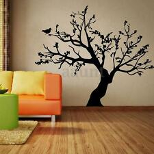 Birds Tree Removable Art Mural Wall Stickers Decal Home Living Room Decoration