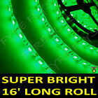 Green Boat Accent Light Waterproof LED Lighting Strip 300 5050 SMD LEDs 16 ft/5M
