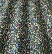 iliv Kelmscott/Jewel (William Morris Style) Curtain/Upholstery Fabric