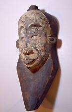 Fantastic Pende African mask, African Art