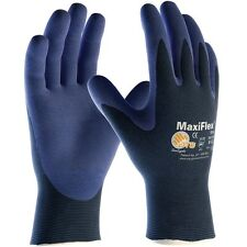 PIP 34-274 MaxiFlex Elite Nitrile Micro-Foam Coated Gloves, Large, 12 Pair
