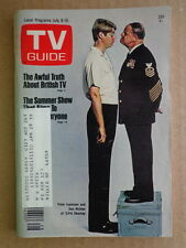 TV GUIDE magazine 1977 CPO SHARKEY Peter Isacksen & Don Rickles-WRIGLEY FIELD