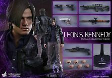 Hot Toys Star Resident Evil 1/6th scale Leon S. Kennedy Collectible Figure VGM22