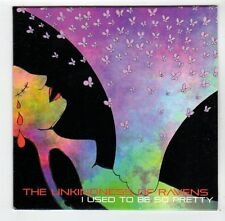 (FA974) The Unkindness of Ravens, I Used To Be So Pretty - 2010 DJ CD