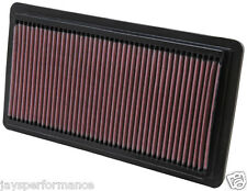 33-2278 MAZDA 6 (GH) 1.8, 2.0, 2.2, 2.5, MZR K&N HIGH FLOW AIR FILTER ELEMENT