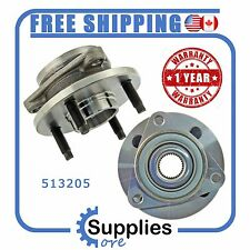 Pair (2) New Wheel Hub Bearing Assembly with One Year Warranty (513205)