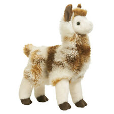 "Douglas LIAM LLAMA Alpaca Plush Toy 11"" Stuffed Animal NEW"