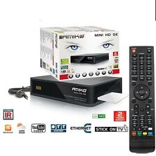 amiko Mini HD Combo Digital Satellite Receiver And Media With 12 Months Gift