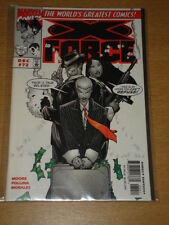 X-FORCE #72 MARVEL COMIC NEAR MINT CONDITION DECEMBER 1997