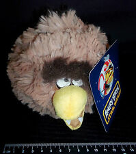 """CHEWBACCA BIRD - BNWT - OFFICIAL ROVIO 5"""" ANGRY BIRDS COLLECTION - STAR WARS"""