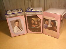 Grey's Anatomy Valentines Cards, 4 per box, Lot of 3 Boxes *FREE SHIPPING*