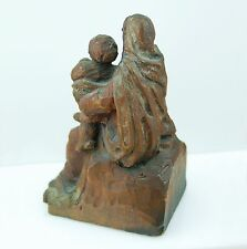 BOZZETTO Miniatur Holzschnitzerei Italien Barock - 18.Jh. Baroque Wood Carving