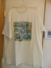 New Endangered Animal In Maine Shirt  S/S  Size XL