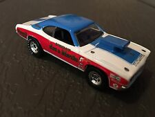 "Hot Wheels Mattel, Inc. Sox & Martin Plymouth ""Duster"" Dodge Chrysler Group LLC"