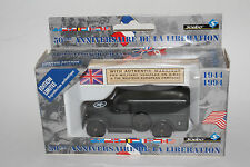 SOLIDO MILITARY DODGE 4X4 U.S. ARMY AFPU FILM & PHOTOGRAPHIC SERV VAN, 1:50, NIB