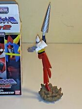 "SUPER ROBOT BEST POSING COLLECTION ""GETTER 2 TWO"" TRADING FIGURE GASHAPON BANDAI"