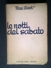 MAE WEST LE NOTTI DEL SABATO 1959