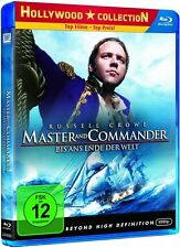 Blu-ray MASTER AND COMMANDER # v. Peter Weir, Russell Crowe ++NEU