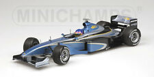 MINICHAMPS 180 990120 BAR 01 SUPERTEC F1 model testcar J Villeneuve 1999 1:18th