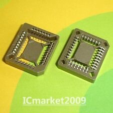 10 PCS PLCC32 32 Pin SMD Socket Adapter PLCC Converter