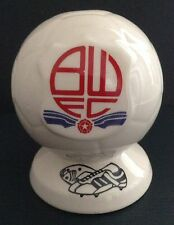 Bolton Wanderers Ceramic Money Box With The Old Club Badge