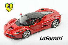 1:24 Scale Model Of A Ferrari LaFerrari Sports Car By Bburago NEW