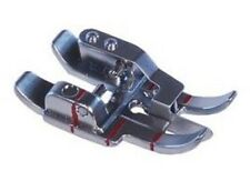 Stitch In Ditch Presser Foot, Pfaff #820542096,The guide rides smoothly over the