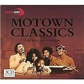 Capital Gold Motown Classics (3 X CD)