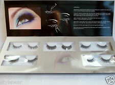 New Technic False Eyelash Collection False Eyelashes with Adhesive Glue Set Of 5