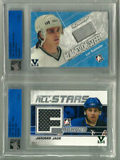 Luc Robitaille  ITG Ultimate Vault 1/1 on UM7 Blades Of Steel Sapphire Logo
