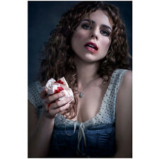 Penny Dreadful Billie Piper as Brona Blood on Mouth 8 x 10 inch photo
