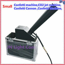 1PC Small Co2 Jet Confetti Machine Hand Control for Wedding Party Stage Effect
