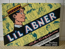 Li'l Abner Al Capp Volume One Dailies: 1934-1935 Kitchen Sink Press (BH3)