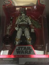 Star wars Boba Fett Elite Series Die Cast Action Figure - 7'' - Disney Store