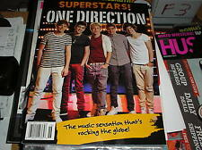 SUPERSTARS !   ONE DIRECTION magazine 112 pgs ,Music Sensation That Rocked World