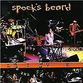 Spock's Beard - The Beard Is Out There (Live) (2010)  CD  NEW/SEALED  SPEEDYPOST