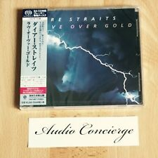 Dire Straits - Love Over Gold Japan Stereo SHM SACD
