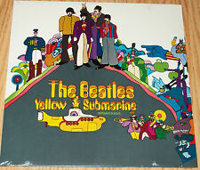 "FANTASTIC RECORD ALBUM ""YELLOW SUBMARINE"" BEATLES, APPLE / EMI. STILL SEALED"