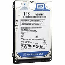 "WD Blue Mobile 1TB SATA 2.5"" Laptop Hard drive HDD 5200 RPM 12 mm WD10TPVT"