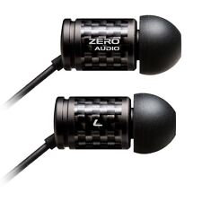 ZERO AUDIO ZH-DX210-CB CARBO BASSO In-Ear Headphones from Japan