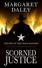 Scorned Justice (Thorndike Press Large Print Clean Reads)-ExLibrary