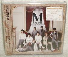 Super Junior-M Perfection Japan Ltd CD+DVD+Card (Japanese Language)