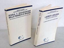 Osservatorio del mercato del lavoro-LAUREATI A BOLOGNA/SCUOLA E SCOLARIZZAZIONE