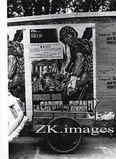 ROME AFFICHAGE Cinema Guerre Berlin Photo Clark le Roy 1967