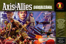Axis and & Allies Avalone Hill Guadalcanal New Unopended