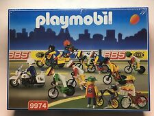 PLAYMOBIL 9974 CARRERA BICIS ****NEW****** SEALED